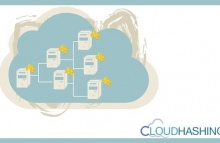 Cloudhashing graphic and logo from Cloudhashing website, https://cloudhashing.com/how-we-work