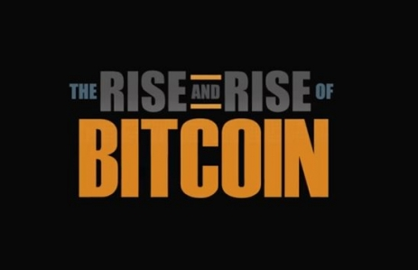 The Rise and Rise of Bitcoin documentary trailer screen capture, from http://theriseandriseofbitcoin.com/