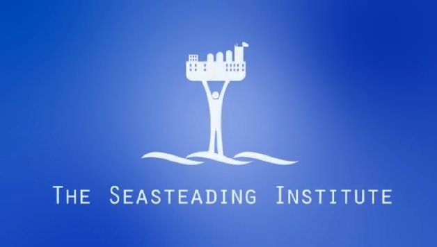 From The Seasteading Institute, http://www.seasteading.org/2012/01/welcome-to-the-seasteading-institute/
