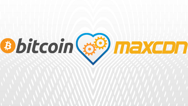 Bitcoin loves MaxCDN, from MaxCDN blog, http://blog.netdna.com/maxcdn/now-accepting-bitcoins/