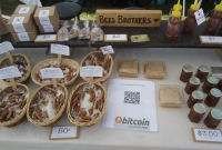 Bees Brothers stall