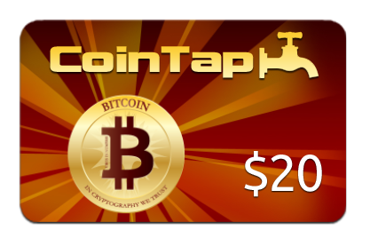 f7c98681a9 CoinTap is a Canadian startup offering bitcoin gift cards