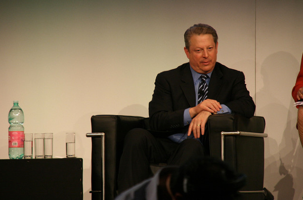 When Gore says things, people listen. Source: Flickr