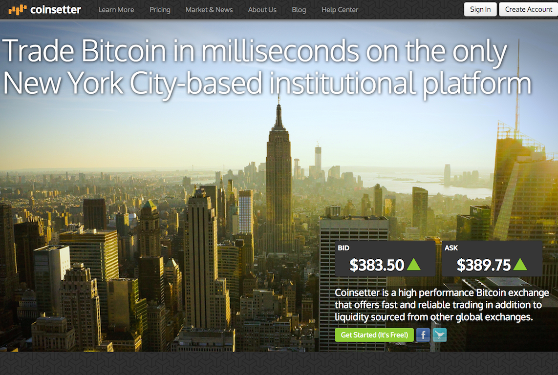 Coinsetter launches private beta of bitcoin trading platform