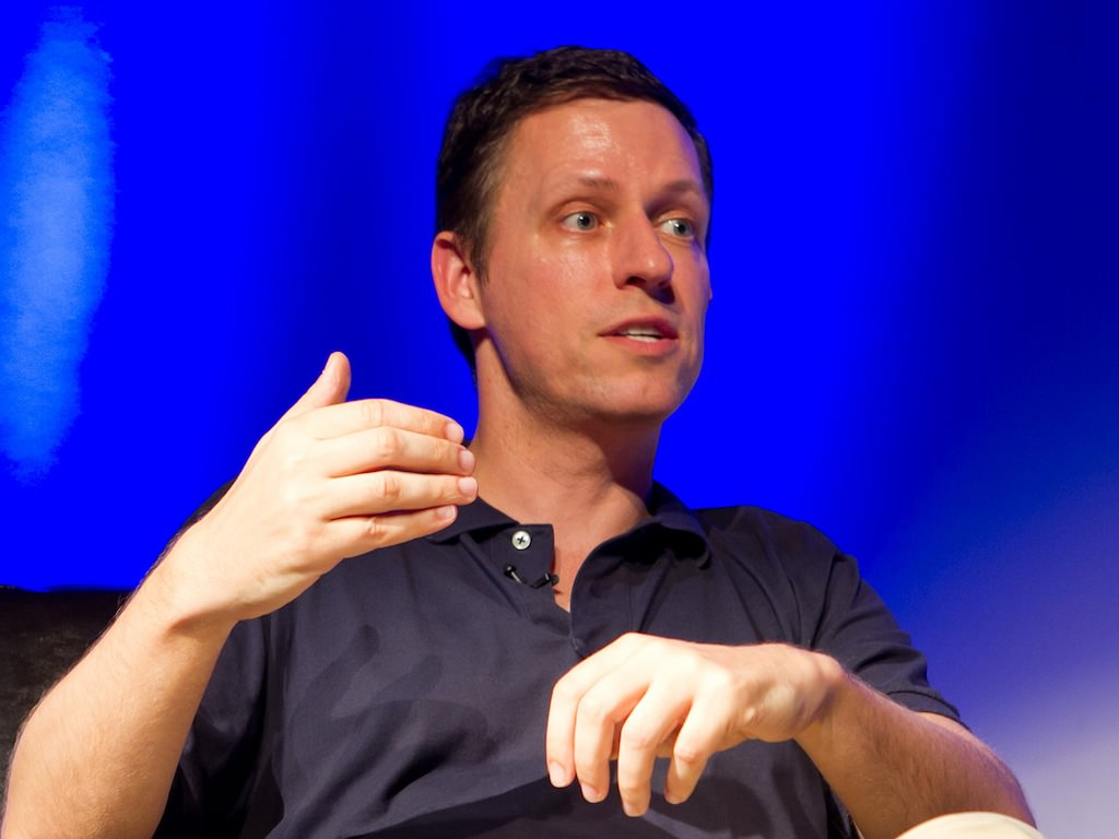 Peter Thiel claims bitcoin has the potential to change the world