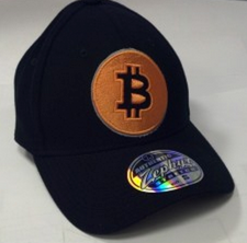 Gift a bitcoin fan a BTC baseball cap. Source: BTC Gear