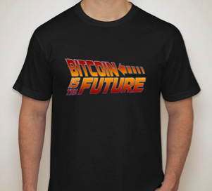 Get your favorite bitcoin enthusiast a fun shirt this season. Source: Shirtoshi