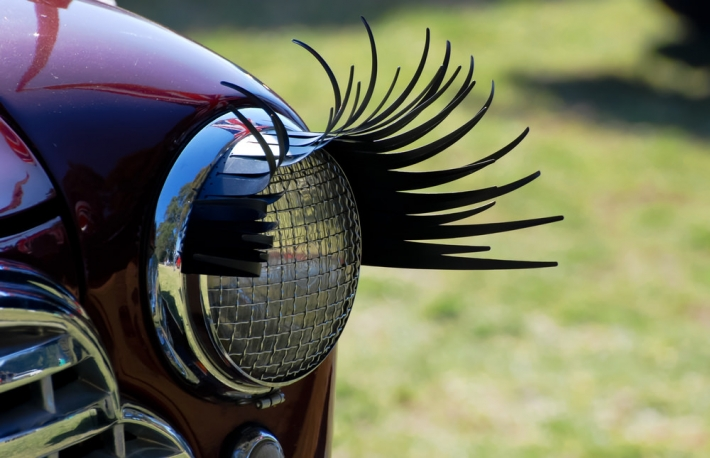 car-eyelashes