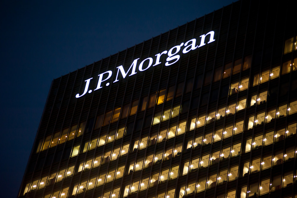 JP Morgan To Launch First Bank-backed Cryptocurrency