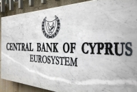 Central Bank of Cyprus sign