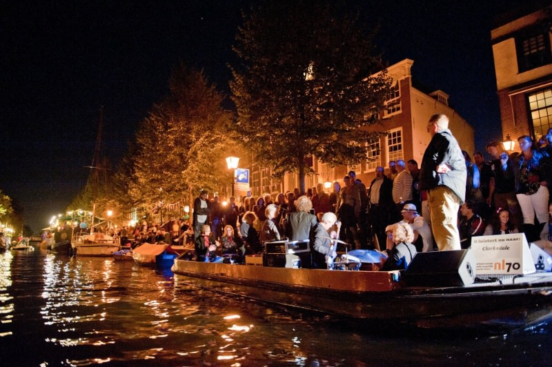 The canal may soon be thronged with bitcoiners