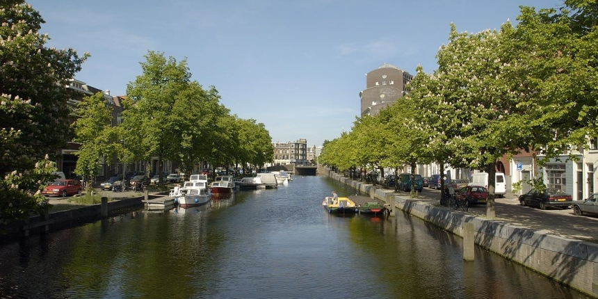 """The streets along the canal will soon be known as """"Bitcoin Boulevard"""""""