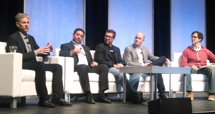 Rising Stars of Bitcoin Set Ambitious Goals for 2014