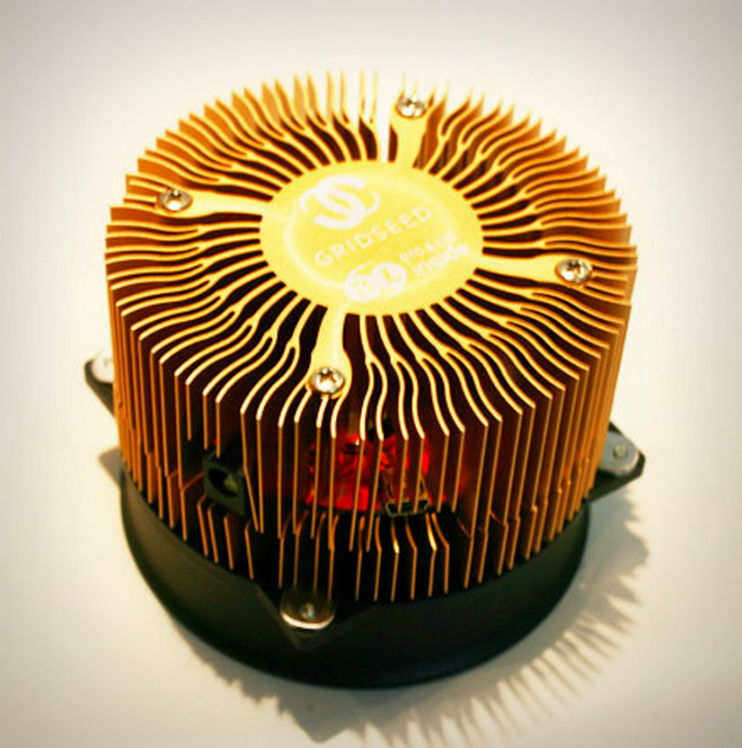 The Gridseed. Source: Zoomhash
