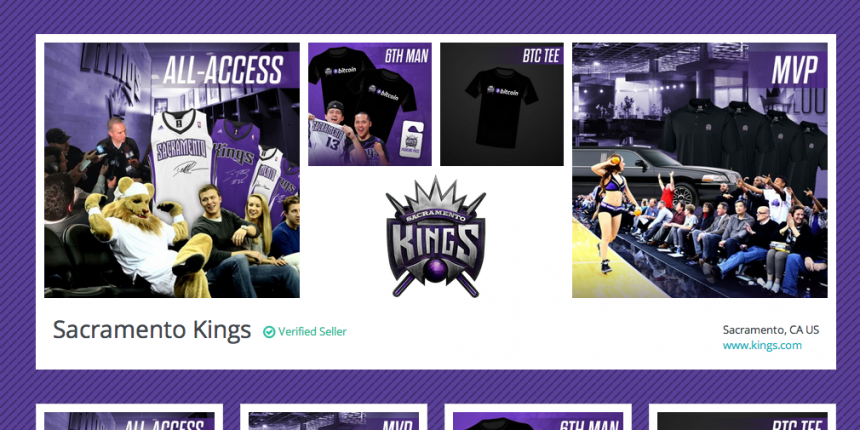 Sacramento Kings NBA Franchise Launches Bitcoin-Only Online