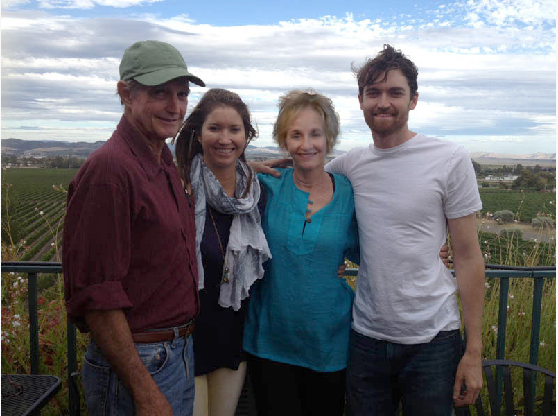 Ross Ulbricht and family