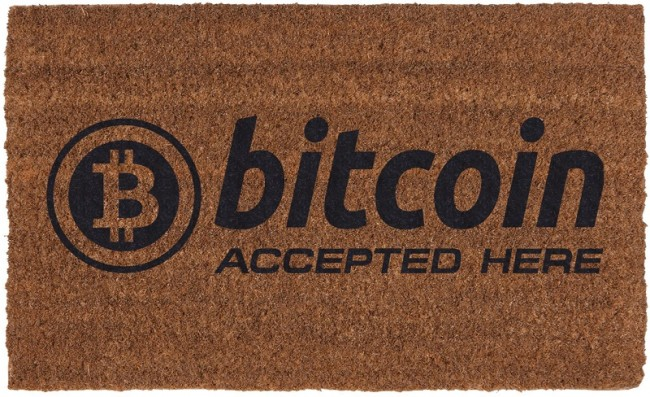 bitcoin-is-accepted-here-doormat
