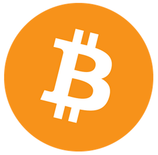 Logo form of B⃦, a common symbol used today for bitcoin. Source: Bitcoin Wiki