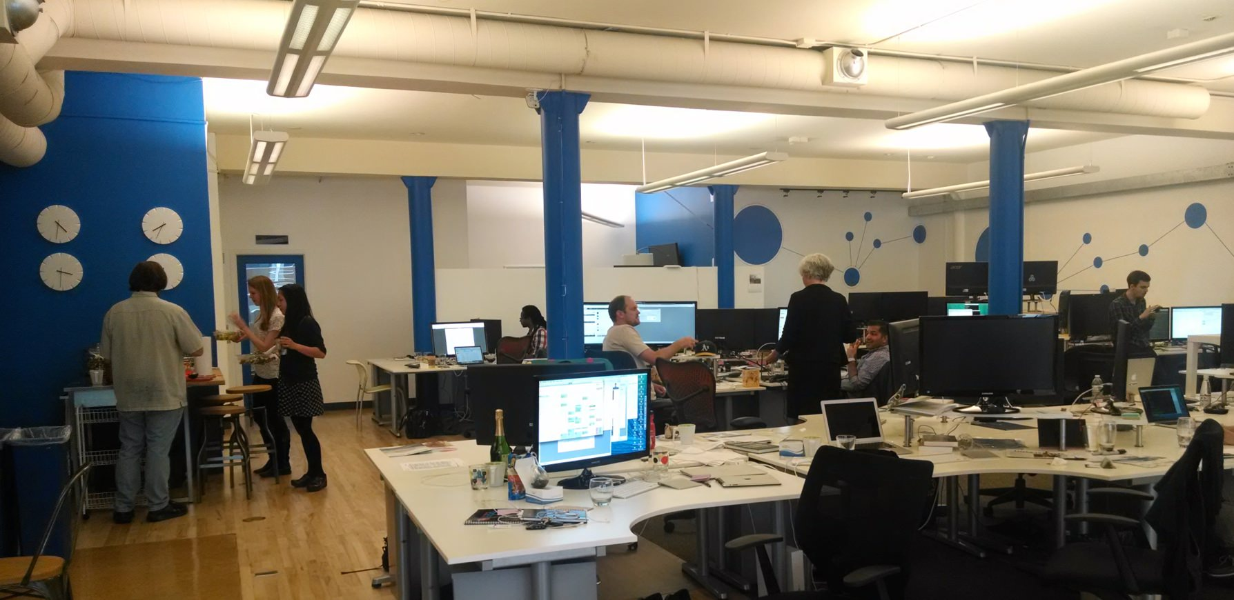The Ripple Labs office space in San Francisco.