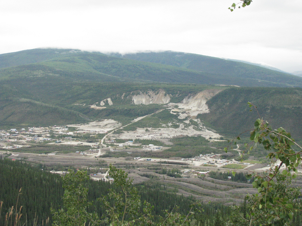 yukon gold mine