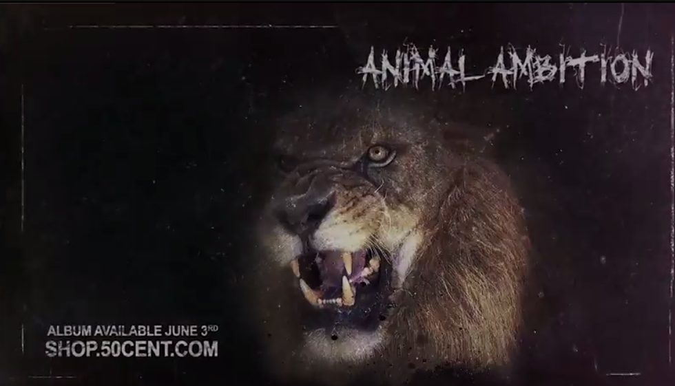 Rapper 50 Cent Accepts Bitcoin for New Album 'Animal Ambition'