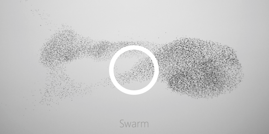 Leveraging the power of the Swarm