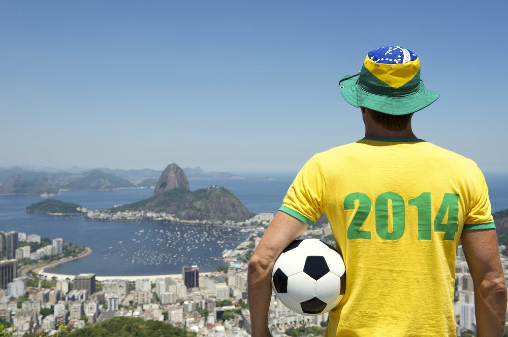 World Cup visitor