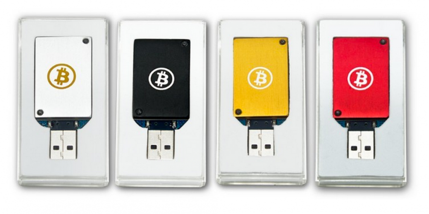 Block Erupters are popular USB miners. Source: Bitcointalk