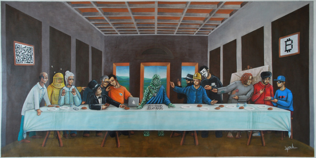 The Last Bitcoin Supper_Youl