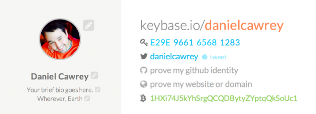 Source: Keybase
