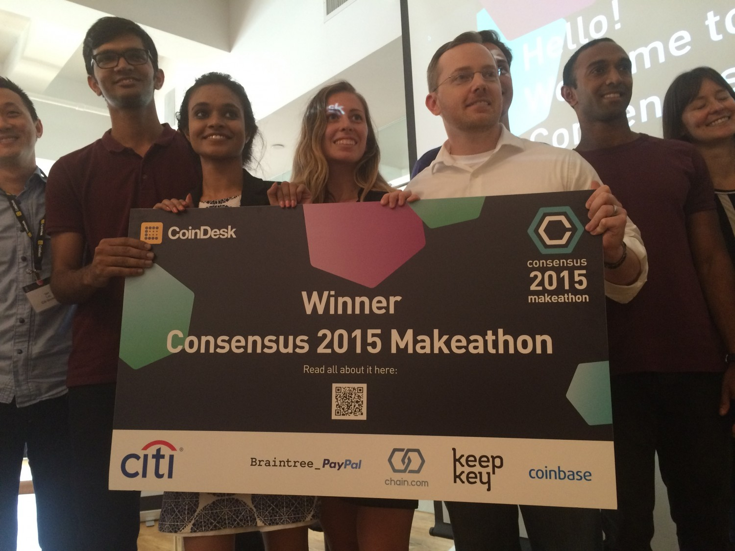 makeathon, consensus