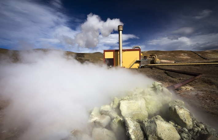iceland geothermal stock image shutterstock
