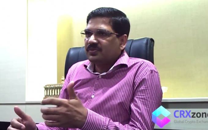 Pawan Kumar, CEO of CRXzone
