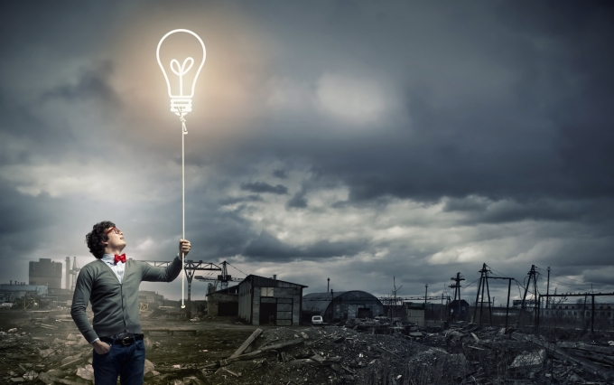 http://www.shutterstock.com/pic-150191213/stock-photo-young-man-holding-a-light-at-his-hands-against-polluted-and-ruined-landscape.html?src=pp-same_model-150194405-EXY2QzJR-T9gyyB06w2SWQ-2