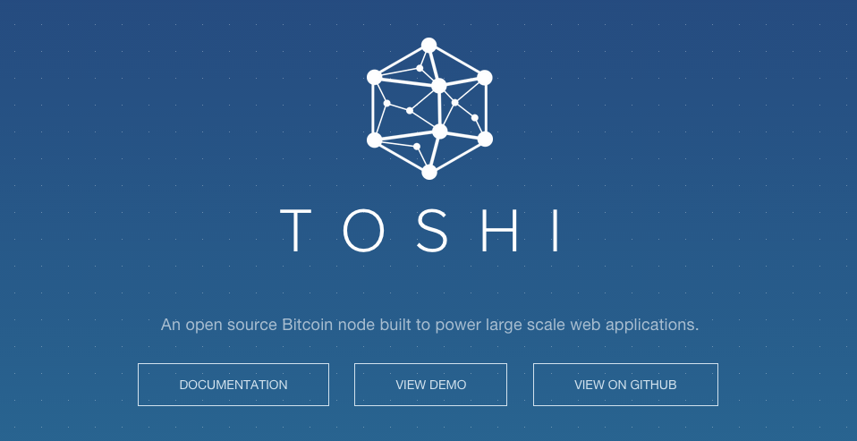 Coinbase Launches Toshi, a Free Bitcoin API for Developers