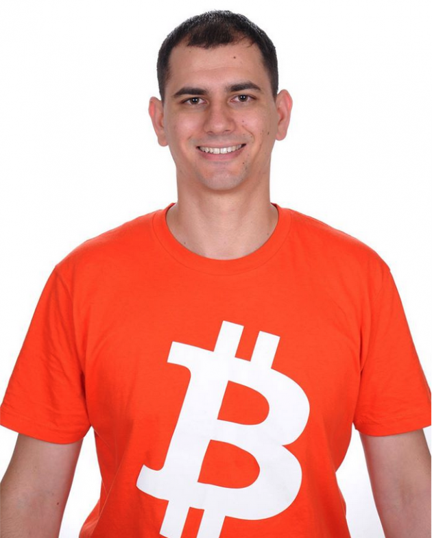 Bitcoin early adopter and theft victim Leo Treasure
