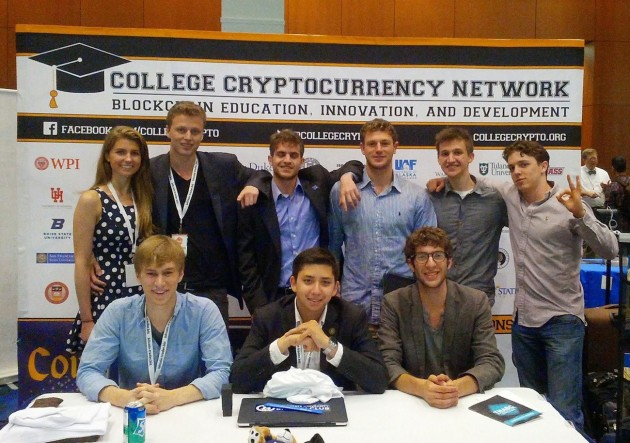 College Cryptocurrency Network