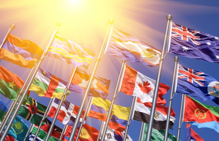 http://www.shutterstock.com/pic-117720547/stock-photo-canada-and-british-commonwealth-and-world-national-flags-is-flying.html?src=to4YdmfuefwKdFkGiSRhhg-2-48