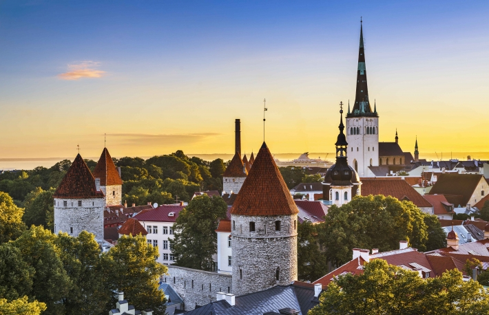 Estonia's Central Bank to Research if Blockchain Can Support a Digital Euro