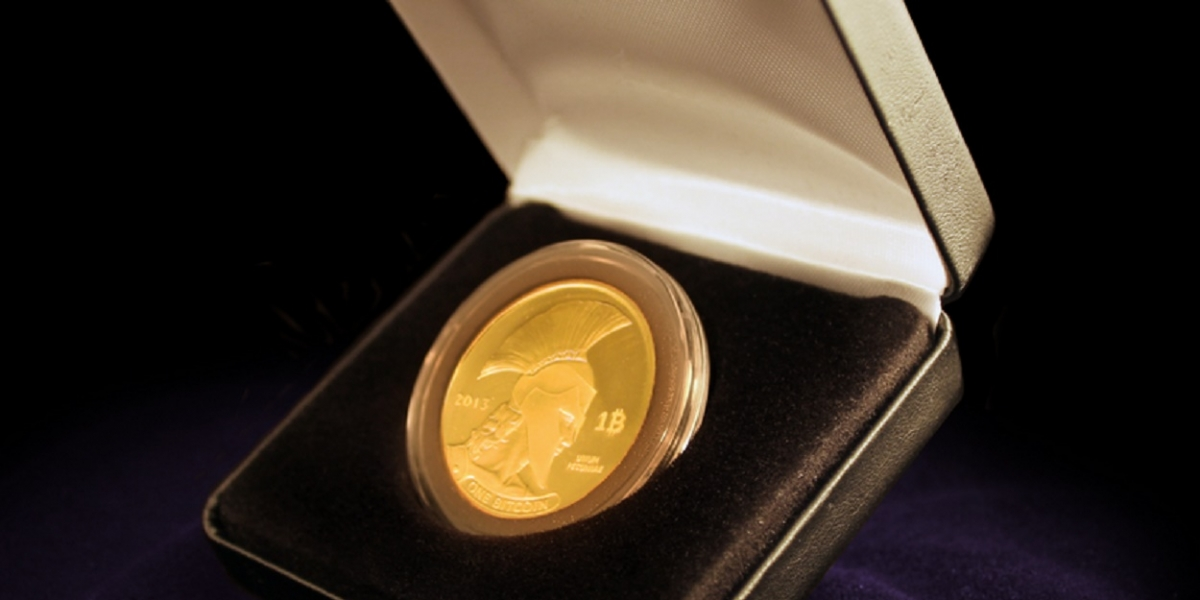 2 bitcoin coin 24k gold plated token digital currency cryptocurrencies