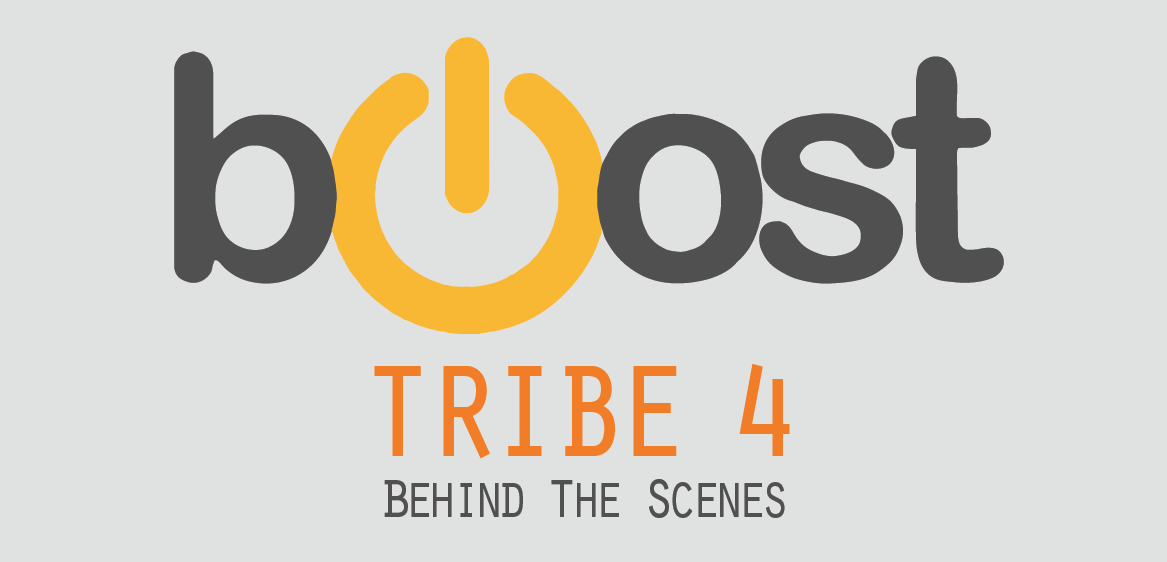 Boost VC Tribe 4 Behind The Scenes
