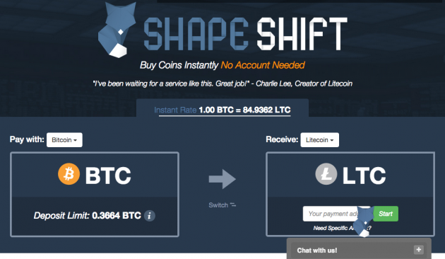 ShapeShift#1