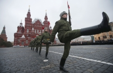 http://www.shutterstock.com/pic-128293841/stock-photo-moscow-russia-november-russian-soldiers-prepare-to-march-during-a-rehearsal-in-the-red.html?src=0EfSyJgr6v5MM8PoK5SY-A-1-27