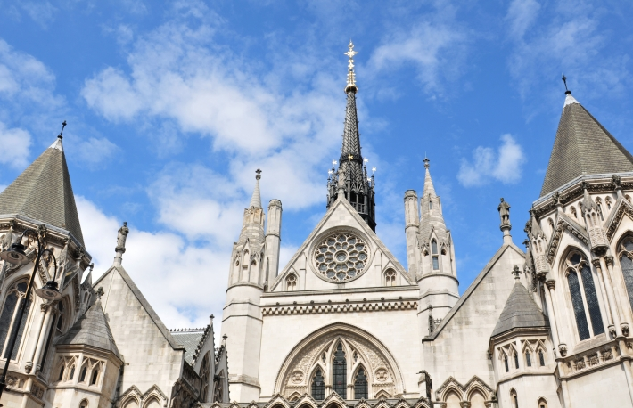 UK High Court - http://www.shutterstock.com/pic-199945556.html