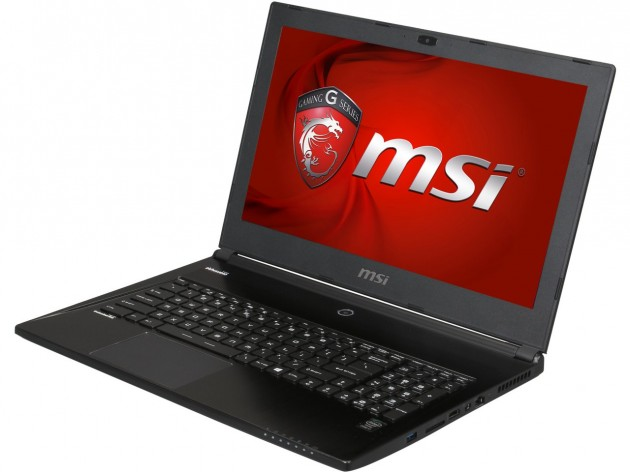 MSI's GS60 Ghost-470 Gaming Laptop