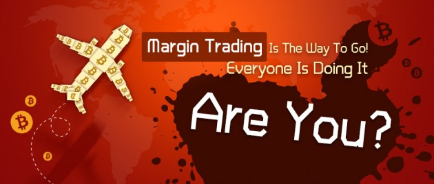 BTC China Margin Trading Banner