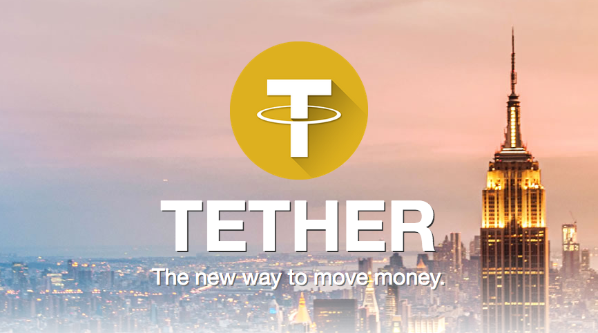 Tether, realcoin
