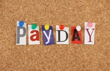 http://www.shutterstock.com/pic-144017797/stock-photo-the-word-payday-in-cut-out-magazine-letters-pinned-to-a-cork-noticeboard.html?src=YLAImHnAiJ7VUAShpx0MNA-1-10