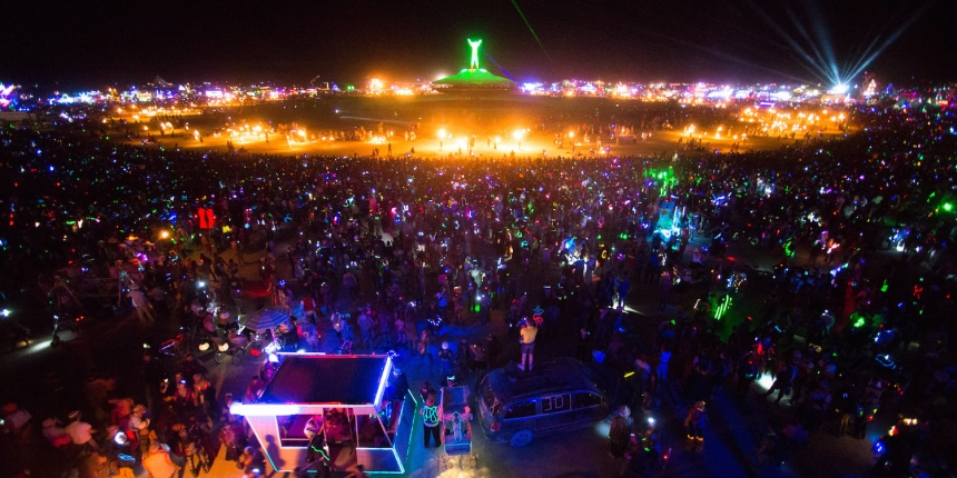 What Crypto and Burning Man Have in Common