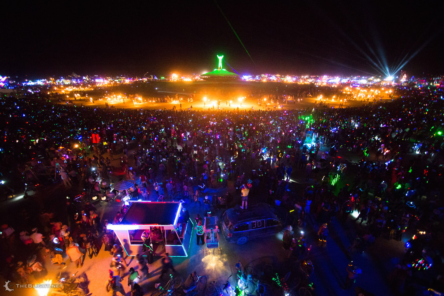 What Crypto and Burning Man Have in Common - CryptoUnify Advanced Cryptocurrencies Platform